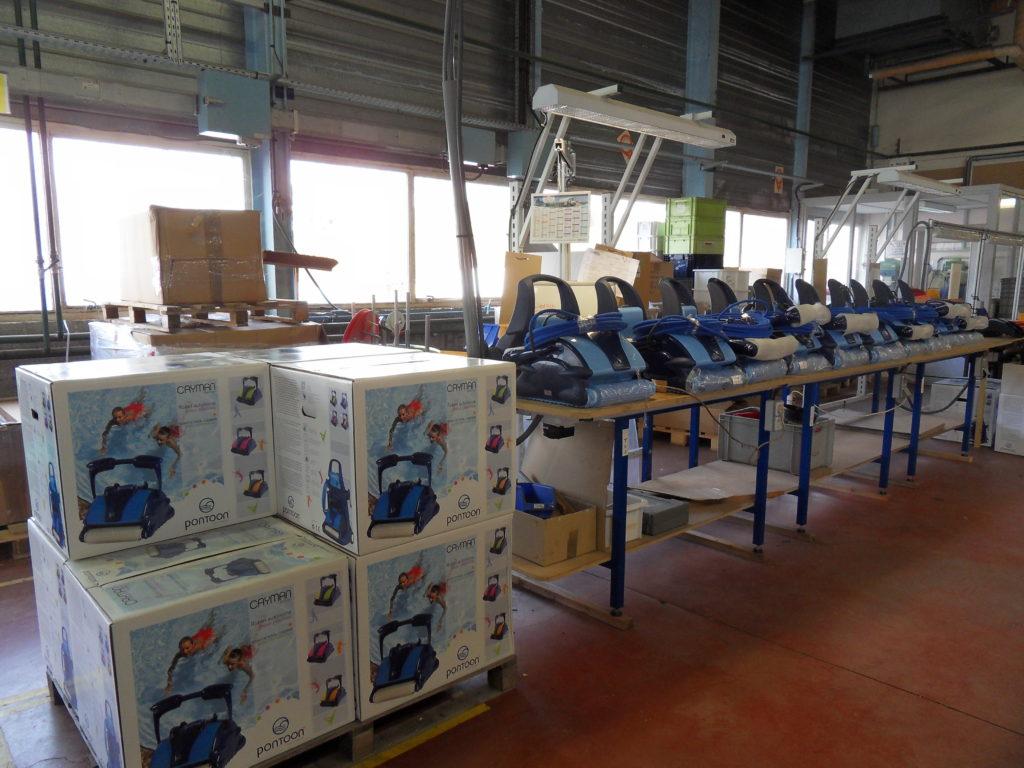 Service industrie en Corrèze