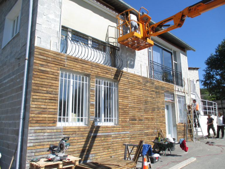renovation extérieur maison correze